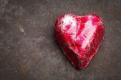 Patina Heart