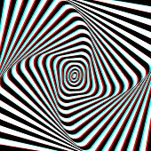 image of sensory perception  - Optical Illusion  - JPG