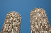 Twin Towers Chicago