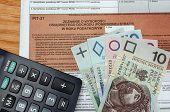 Polish Tax Money