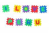 I Love Peru