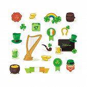Saint Patrick Day Set