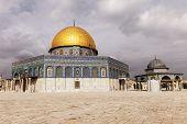 Shrines On Temple Mount