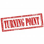 Turning Point-stamp