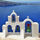 traditional Greece series. Santorini