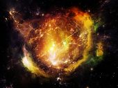 picture of big-bang  - Universe Is Not Enough series - JPG