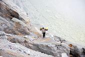 kawah ijen, banyuwangi, indonesia