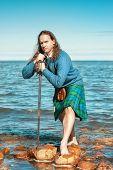 Handsome Scottish Man
