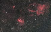 Bubble Nebula Surroundings
