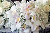 Orchid Flower Bouquet