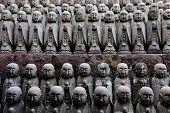 Kamakura Hasedera Sculptures, Japan