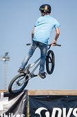 Tiago Martins During The Dvs Bmx Series 2014 By Fuel Tv