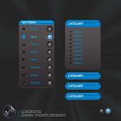 Website Dark Moon Design