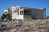 Erechtheion at the Acropolis