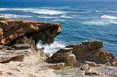Kauai's Rocky Coast