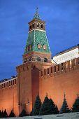 Senatskaja Tower by night