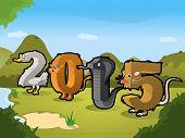 2015 Animal Illustration