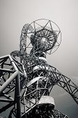 London - April 5. The Arcelor Mittal Orbit From The Olympic Games