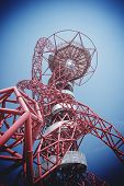 London - April 5. The Arcelor Mittal Orbit From The Olympic Games,