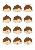 Boy emotions