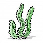 cartoon seaweed