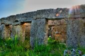 image of ero  - Ancient Greek temples and ruins in southern Italy