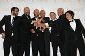 LOS ANGELES - AUG 16:  Deadliest Catch - Cinematraphy for a Reality Program at the 2014 Creative Emm