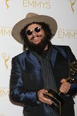 LOS ANGELES - AUG 16:  Don Was at the 2014 Creative Emmy Awards - Press Room at Nokia Theater on Aug