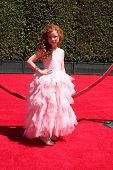 LOS ANGELES - AUG 16:  Francesca Capaldi at the 2014 Creative Emmy Awards - Arrivals at Nokia Theater on August 16, 2014 in Los Angeles, CA