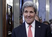 Bulgaria Us Politics John Kerry