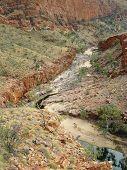 West Mcdonnell ranges in Australia