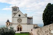 picture of piety  - Basilica of Saint Francis of Assisi in Italy