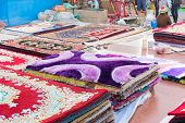 Handmade Jute Carpets , Indian Handicrafts Fair At Kolkata