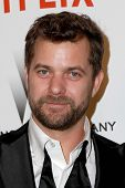 LOS ANGELES - JAN 11:  Joshua Jackson at the The Weinstein Company / Netflix Golden Globes After Party at a Beverly Hilton Adjacent on January 11, 2015 in Beverly Hills, CA