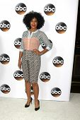 LOS ANGELES - JAN 14:  Tracee Ellis Ross at the ABC TCA Winter 2015 at a The Langham Huntington Hotel on January 14, 2015 in Pasadena, CA