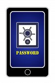Smartphone and Password Protection