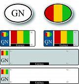 Guinea Auto Set