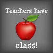 Teachers Have Class!