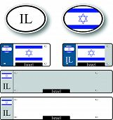 Israel Auto Set