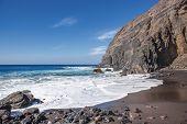 La Gomera - Playa del Trigo
