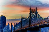 QUEENSBORO/Ed Koch NYC Bridge