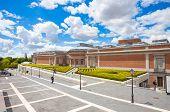 Prado National Art Museum In Madrid