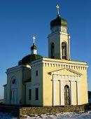 Church of Alexander Nevsky in Khotyn Fortress