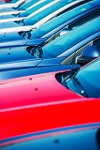 stock photo of manufacturing  - Car Manufacturer Stock - JPG