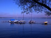 Summer Boat Dock
