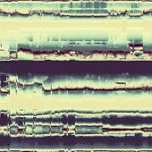 Textured old pattern as background. With different color patterns: yellow (beige); brown; blue; cyan