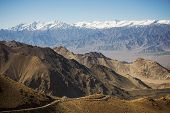foto of caravan  - caravan road trip to Khardung La from Leh LADAKH - JPG