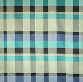 Checkered Fabric Texture Background