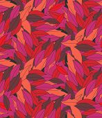seamless background pattern with lips