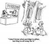Porridge Has Become Food Fad